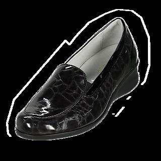 VITAFORM Chaussures Croco Chic - Talon Agréable