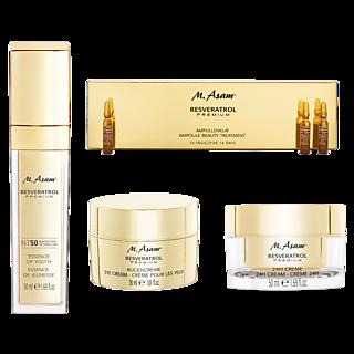 Réactivez votre peau ! 14 ampoules pour un effet booster Cure riche en antioxydants, huiles précieuses et peptides Stimule la fabrication de collagène.
