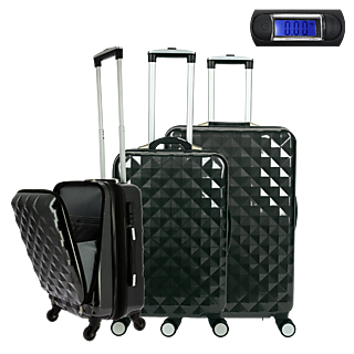 VALISES DIAMANT PREMIUM NEW- Lot de 3