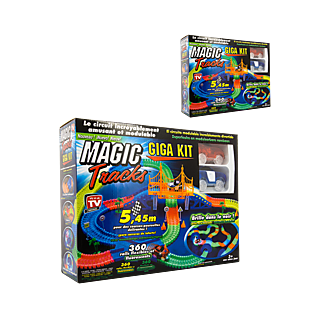 MAGIC TRACKS GIGA SET - Lot de 2