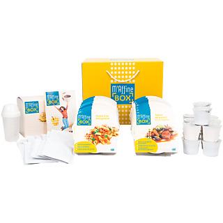 L'expertise minceur dans une box ! Programme 2 semaines hypocalorique à‰laboré par un nutritionniste Enrichi en protéines et fibres Des plats cuisinés et en-cas savoureux.
