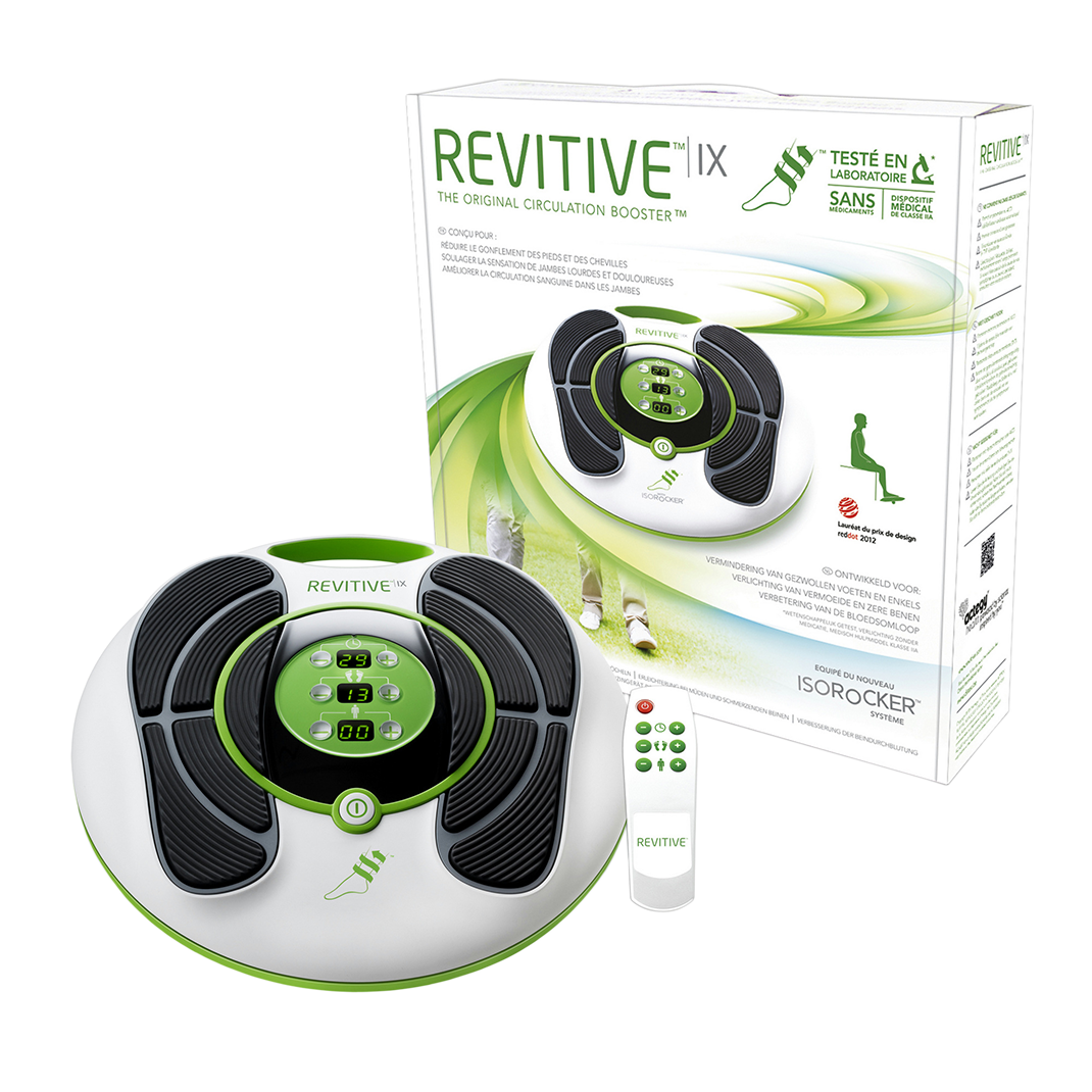 revitive ix stimulateur circulatoire m6 boutique. Black Bedroom Furniture Sets. Home Design Ideas