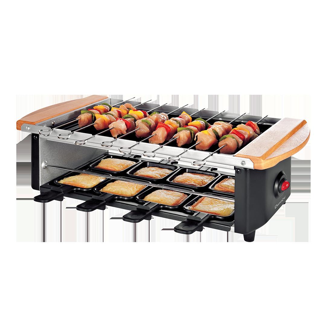 Multi party appareil raclette teva boutique for Appareil cuisine conviviale