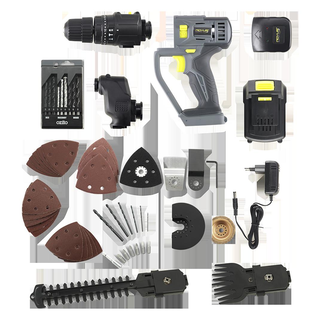 rocket fix set d 39 accessoires kit de jardinage best of shopping. Black Bedroom Furniture Sets. Home Design Ideas