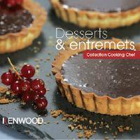 Livre Desserts Et Entremets