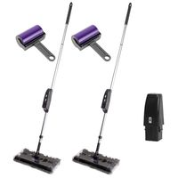BALAI SWEEPER MAX - Lot de 2 + Batterie