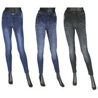 JEGGINGS AMINCISSANTS DELUXE - Lot de 3