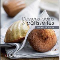Livre Desserts Pains Patisseries