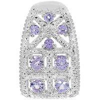Découvrez la ligne de bijoux prestiges 'New-York Design' créée par un grand styliste newyorkais ! Des bijoux ornés de pierres véritables Une collection dans l'esprit de la haute joaillerie L'éclat et l'élégance à des prix irrésistibles.