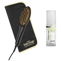GLAM BRUSH TOURMALINE GOLD + Frizzless