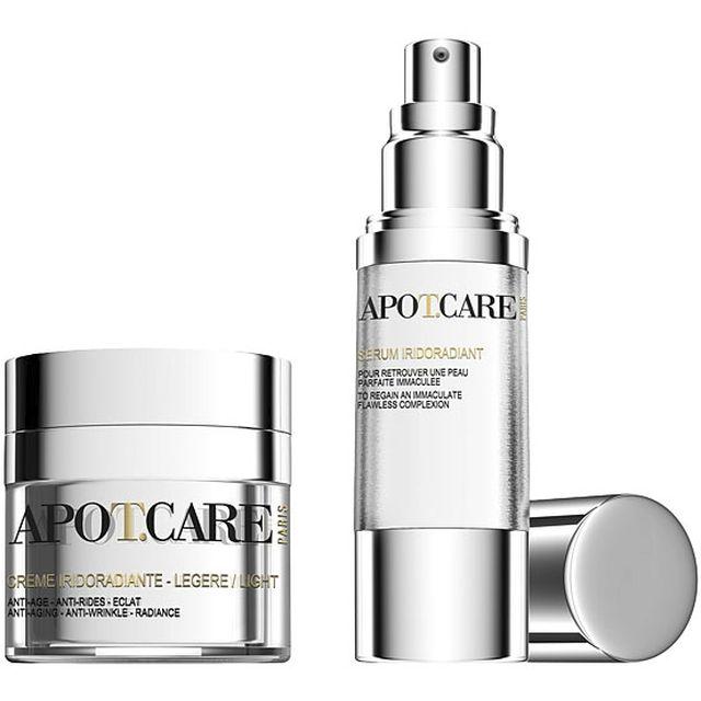 APOTCARE Duo Sérum + Crème Légère - Cure anti-âge