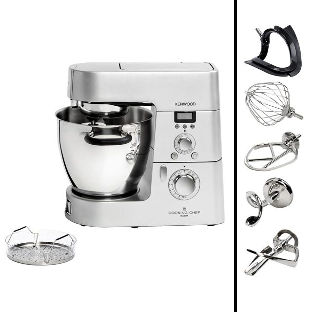 kenwood cooking chef premium pack robot cuiseur m6 boutique. Black Bedroom Furniture Sets. Home Design Ideas
