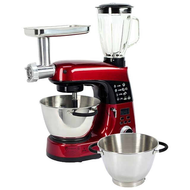 Kitchen cuiseur ultra rubis robot cuiseur bol m6 for Robot cuisine multifonctions