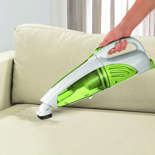 aspi total cleaner aspirateur balai manuel la boutique. Black Bedroom Furniture Sets. Home Design Ideas