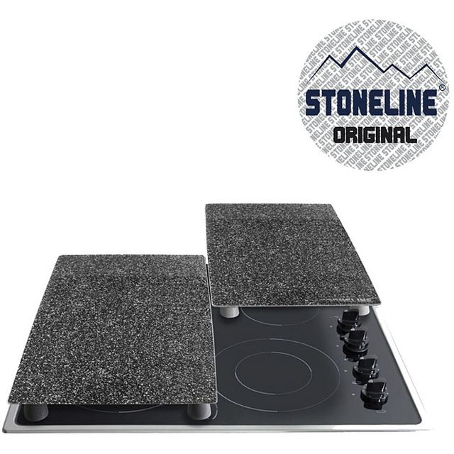stoneline prot ge plaque lot de 2 m6 boutique. Black Bedroom Furniture Sets. Home Design Ideas