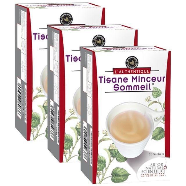 L 39 authentique tisanes boisson minceur lot de 3 w9 for Tisane pour mincir
