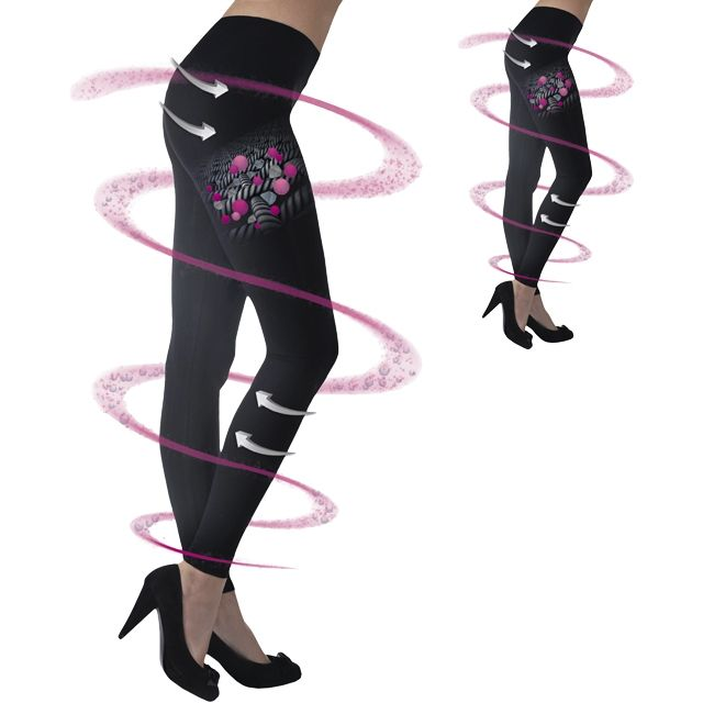 parispremiereboutique.com LANAFORM Legging Triple Action - Textile Minceur