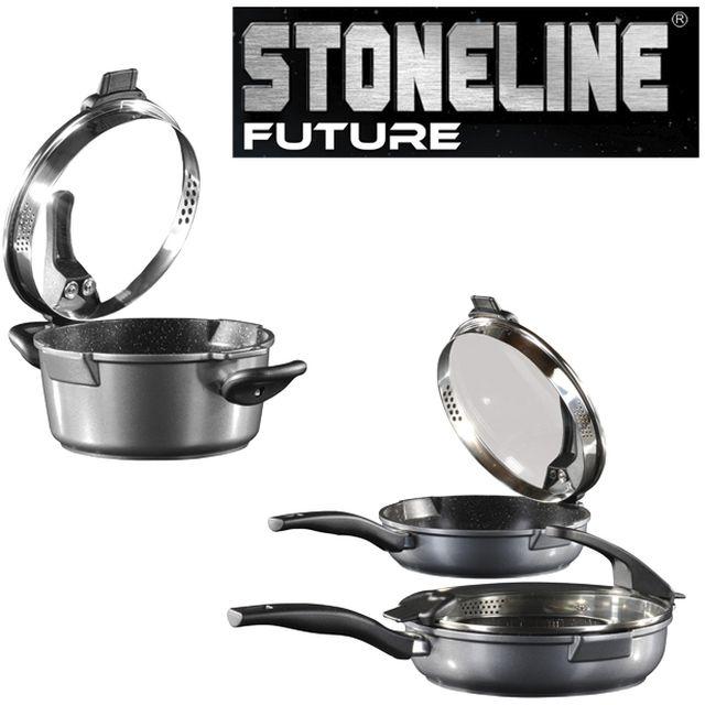 Stoneline Set Indispensable 6p En Pierre Futur M6