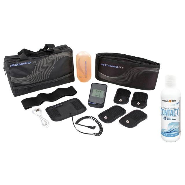 ab command ceinture d 39 electrostimulation gel conducteur best of shopping. Black Bedroom Furniture Sets. Home Design Ideas