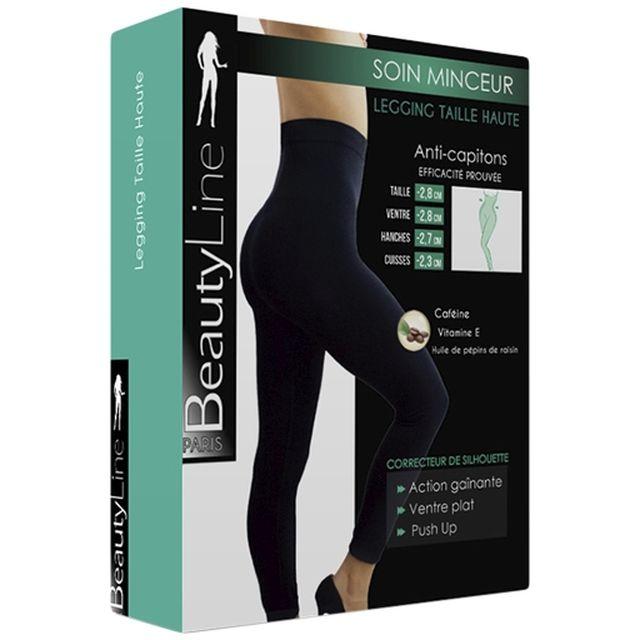 Legging Taille Haute - BEAUTYLINE - www.parispremiereboutique.com