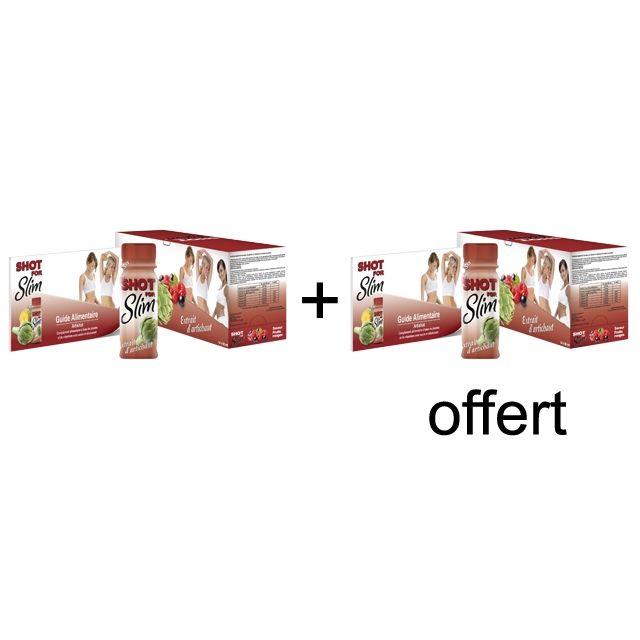Programme Minceur - ARTI SHOT Saveur Fruits rouges - www.w9boutique.fr