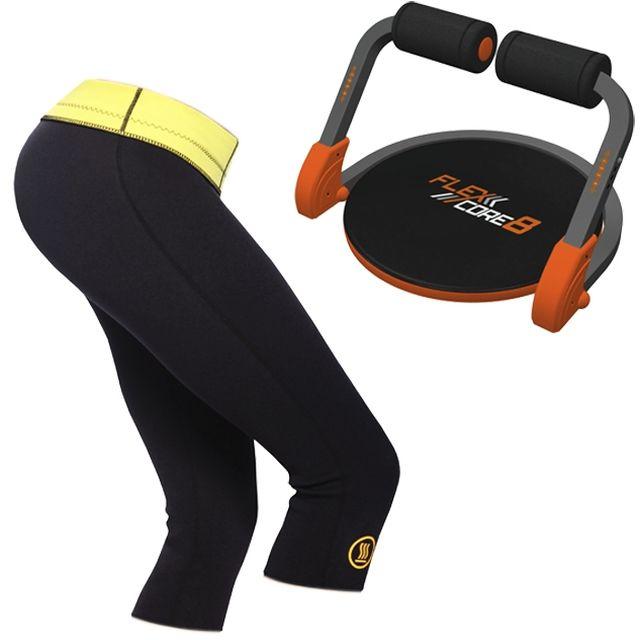 flexcore appareil de fitness panty minceur hot shapers. Black Bedroom Furniture Sets. Home Design Ideas