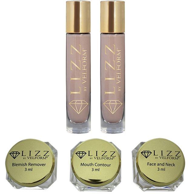 LIZZ X2 - Contour des yeux - www.w9boutique.fr