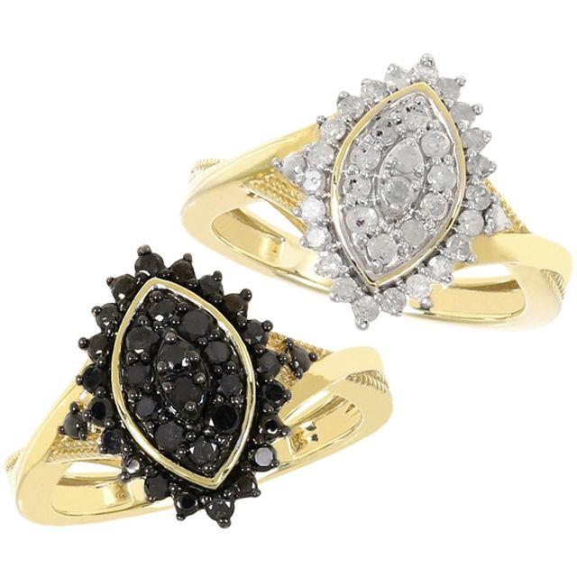 6terboutique.com - INSTANT BIJOUX Bague Hypnotique Diamants - Boutique 6TER