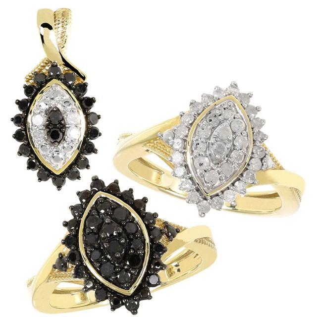 parispremiereboutique.com INSTANT BIJOUX Bagues Hypnotique Diamant +Pendentif