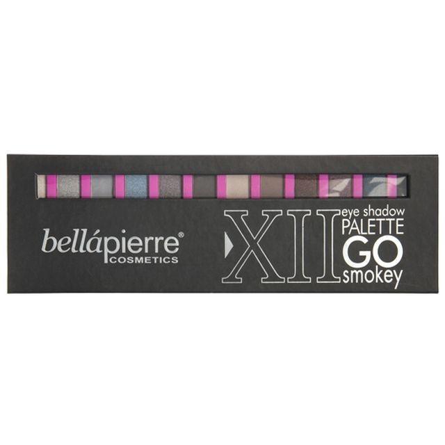 Paris Premiere Boutique - BELLAPIERRE Palette Yeux Smokey