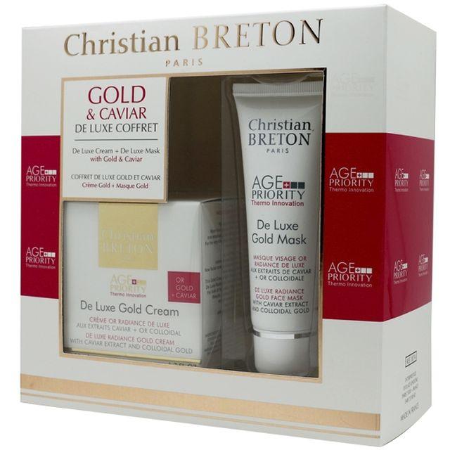 Coffret Gold et Caviar CHRISTIAN BRETON - parispremiereboutique.com