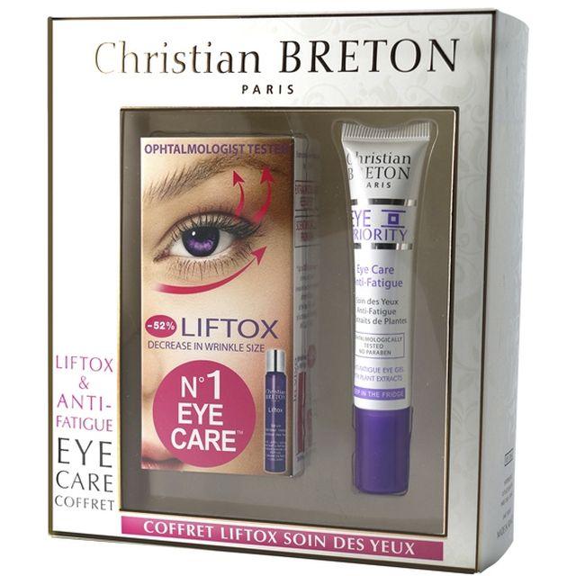 CHRISTIAN BRETON Coffret Liftox Yeux - Soin des yeux