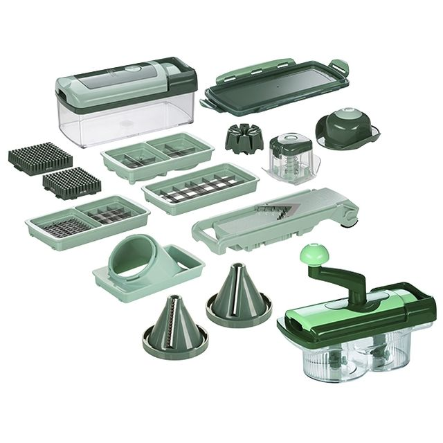 mcs.bos.tv - GENIUS Nicer Dicer Fusion Smart + Nicer Twist Smart - Best Of MCS
