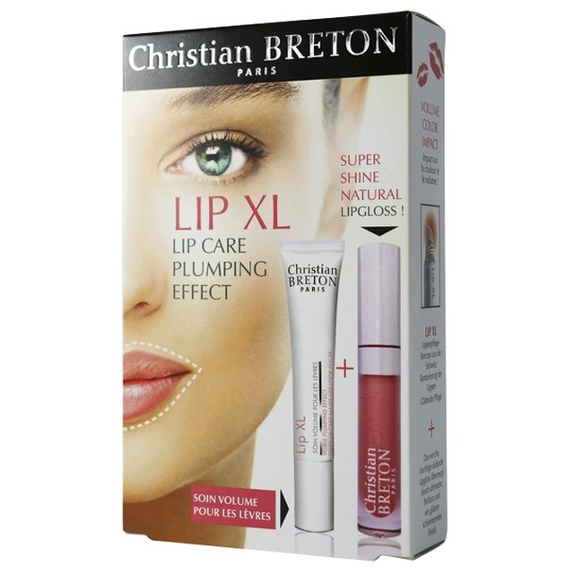 CHRISTIAN BRETON Coffret Lèvres XL - parispremiereboutique.com