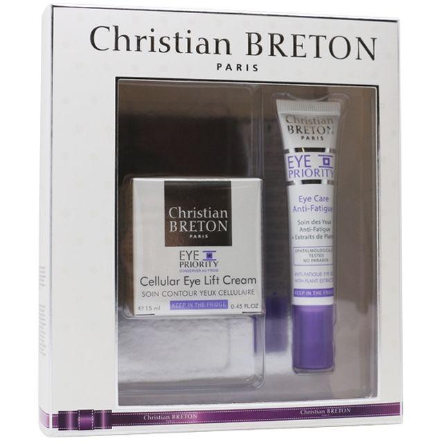 CHRISTIAN BRETON Coffret Lifting - Contour des Yeux