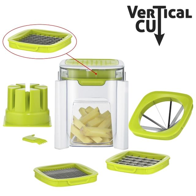 boutiqueteva.com VERTICAL CUT - Coupe Légumes Teva Boutique