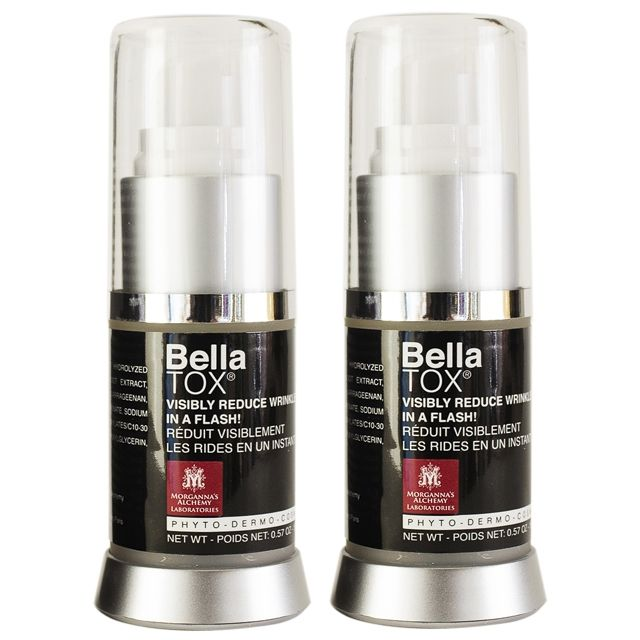 www.w9boutique.fr - MORGANNA'S Bellatox Gel Anti-âge