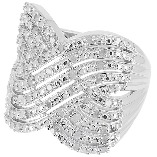 boutiqueteva.com DIAMONESCENCE Bague Exquise Diamants 1/2 carat - Teva Shop